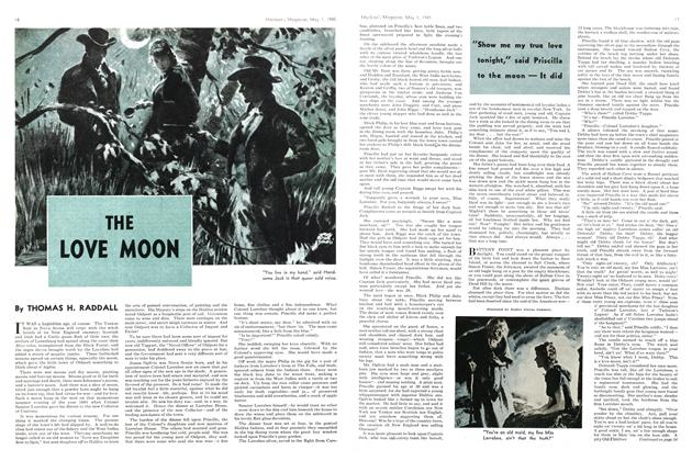 Article Preview: THE LOVE MOON, May 1945 | Maclean's