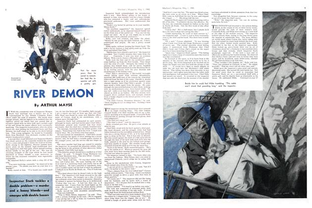 Article Preview: RIVER DEMON, May 1945 | Maclean's