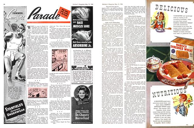 Article Preview: Parade, May 1945 | Maclean's