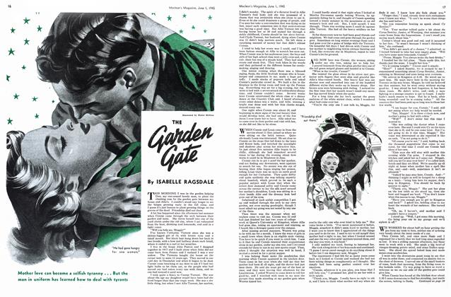 Article Preview: THE Garden Gate, June 1945 | Maclean's
