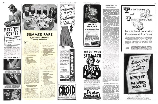 Article Preview: SUMMER FARE, June 1945 | Maclean's