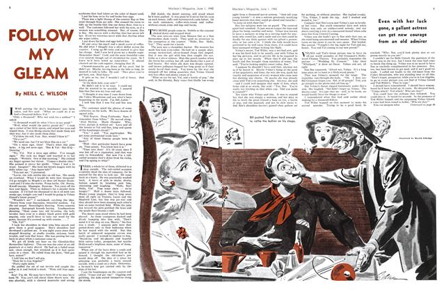 Article Preview: FOLLOW MY GLEAM, June 1945 | Maclean's