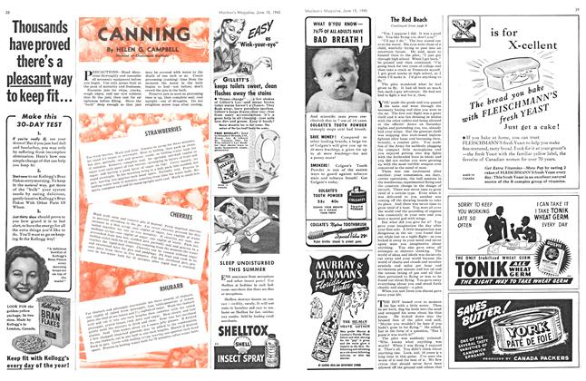 Article Preview: CANNING, June 1945 | Maclean's