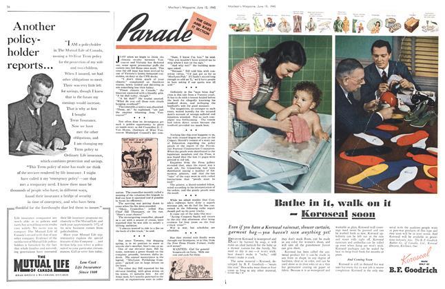Article Preview: Parade, June 1945 | Maclean's