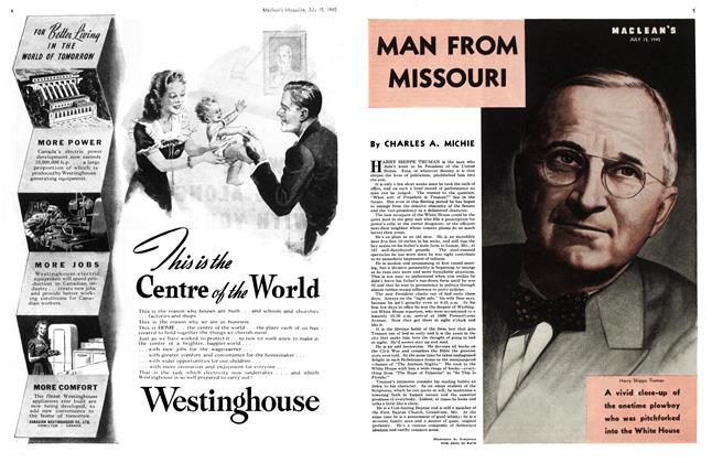 Article Preview: MAN FROM MISSOURI, July 1945 | Maclean's