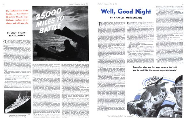 Article Preview: Well, Good Night, July 1945 | Maclean's
