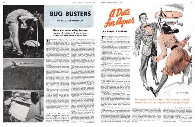 Article Preview: BUG BUSTERS, August 1945 | Maclean's