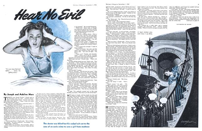 Article Preview: Hear No Evil, SEPT. 1, 1945 1945 | Maclean's