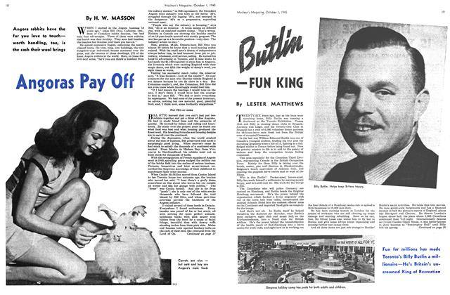 Article Preview: Butlin —FUN KING, October 1945 | Maclean's