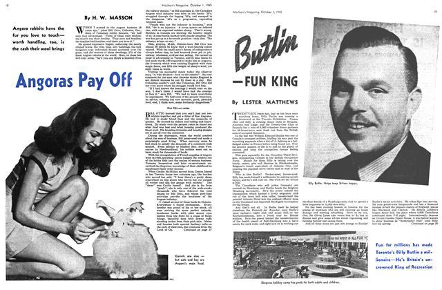 Article Preview: Butlin —FUN KING, October 1945   Maclean's