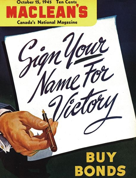 Issue: - October 1945 | Maclean's