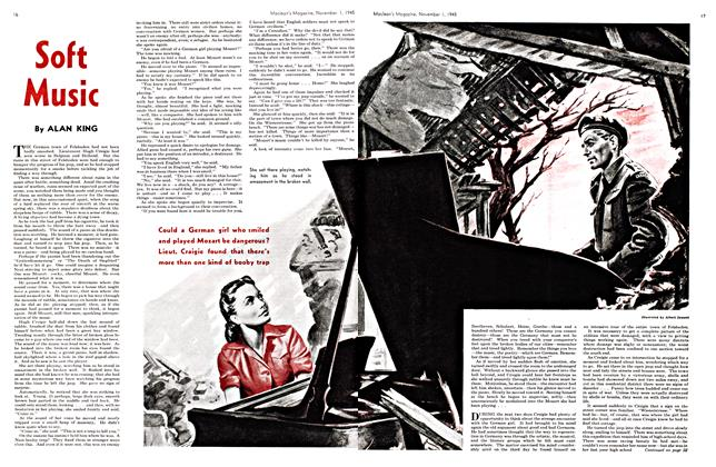 Article Preview: Soft Music, November 1945 | Maclean's