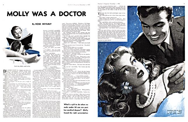 Article Preview: MOLLY WAS A DOCTOR, November 1945 | Maclean's