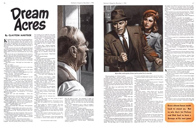 Article Preview: Dream Acres, December 1945 | Maclean's