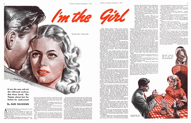 Article Preview: I'm the Girl, December 1945 | Maclean's