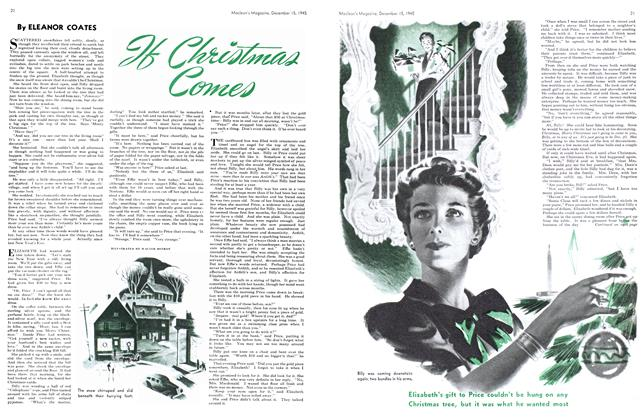Article Preview: IF CHRISTMAS COMES, December 1945 | Maclean's