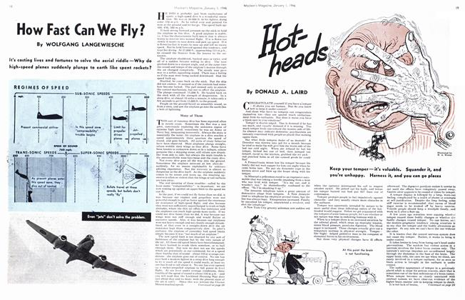 Article Preview: Hot-heads, January 1946 | Maclean's