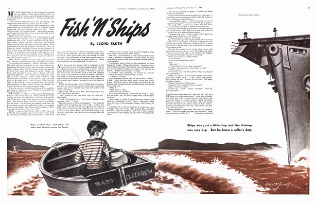 Article Preview: Fish'n' ships, January 1946 | Maclean's