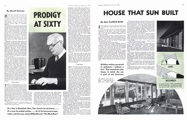 Article Preview: PRODIGY AT SIXTY, January 1946 | Maclean's