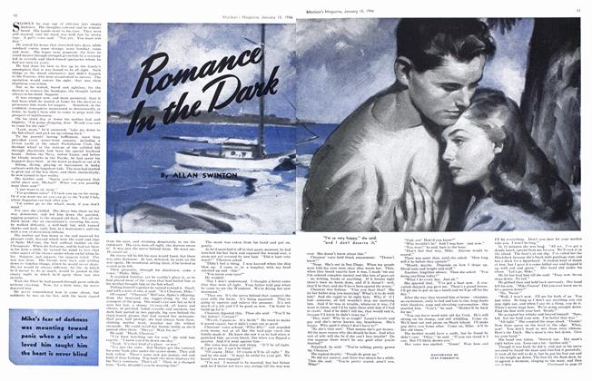 Article Preview: Romance in the Dark, January 1946 | Maclean's
