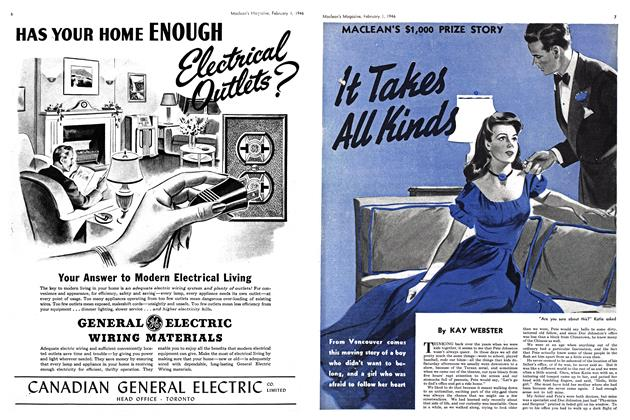 Article Preview: It Takes All Kinds, February 1946 | Maclean's