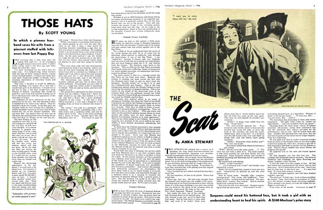 Article Preview: THOSE HATS, March 1946 | Maclean's