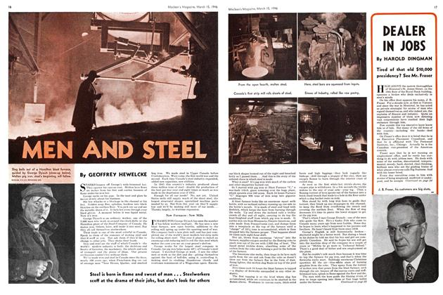 Article Preview: DEALER IN JOBS, March 1946 | Maclean's