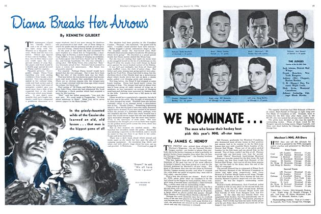 Article Preview: WE NOMINATE..., March 1946 | Maclean's
