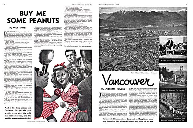 Article Preview: BUY ME SOME PEANUTS, April 1946 | Maclean's