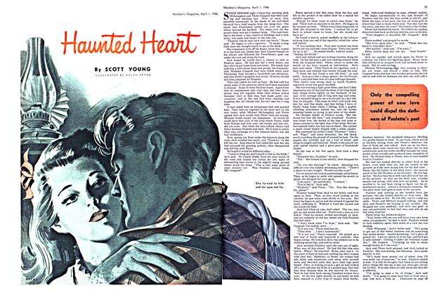 Article Preview: Haunted Heart, April 1946 | Maclean's