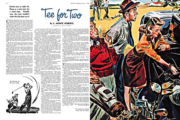 Article Preview: Tee for Two, May 1946 | Maclean's