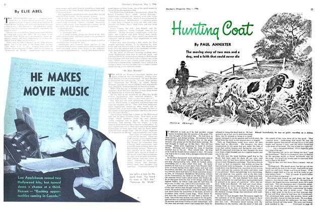Article Preview: Hunting Coat, May 1946 | Maclean's