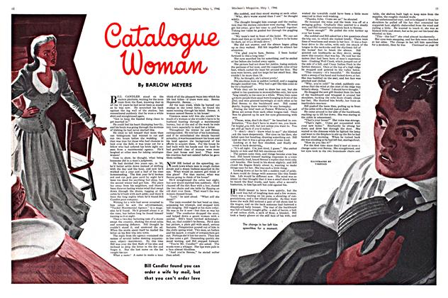 Article Preview: Catalogue Woman, May 1946 | Maclean's