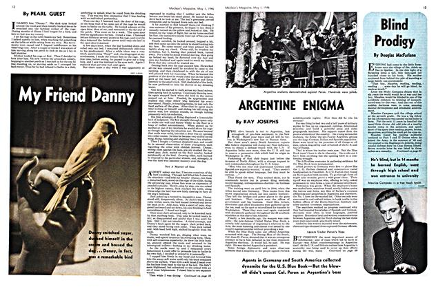 Article Preview: ARGENTINE ENIGMA, May 1946 | Maclean's