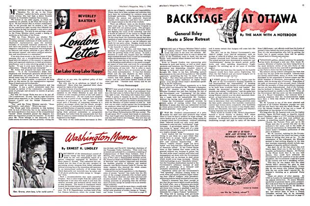Article Preview: London Letter, May 1946 | Maclean's
