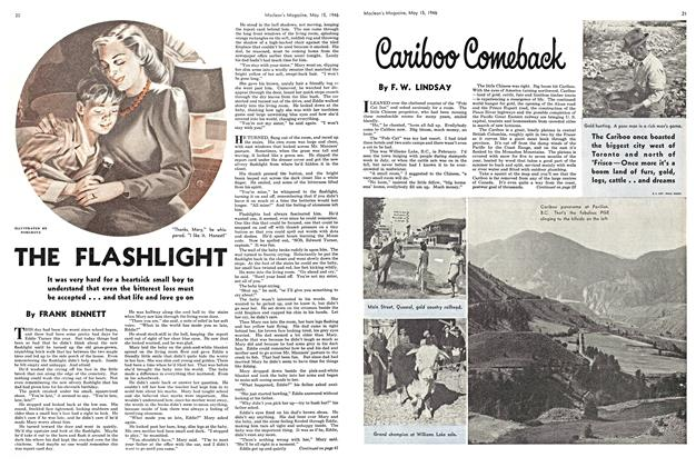 Article Preview: Cariboo Comeback, May 1946 | Maclean's