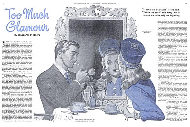 Article Preview: Too Much Glamour, May 1946 | Maclean's