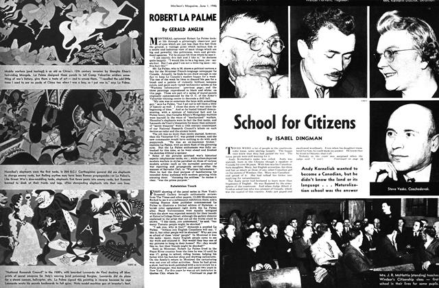 Article Preview: School for Citizens, June 1946 | Maclean's