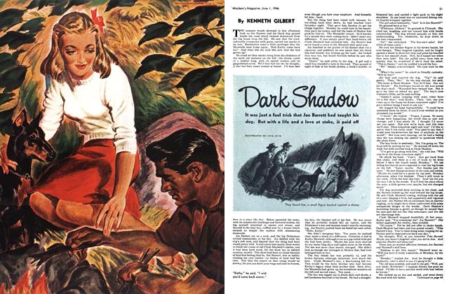 Article Preview: Dark Shadow, June 1946 | Maclean's