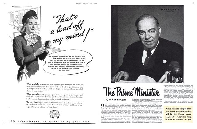 Article Preview: The Prime Minister, June 1946 | Maclean's