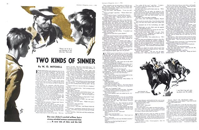 Article Preview: TWO KINDS OF SINNER, June 1946 | Maclean's