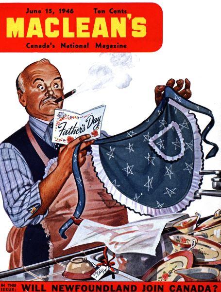 Issue: - June 1946   Maclean's