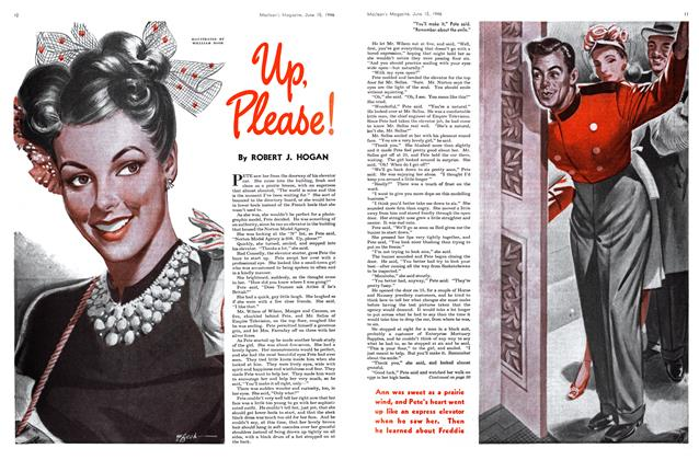 Article Preview: Up Please!, June 1946 | Maclean's