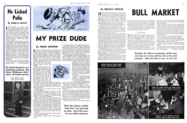 Article Preview: BULL MARKET, June 1946 | Maclean's