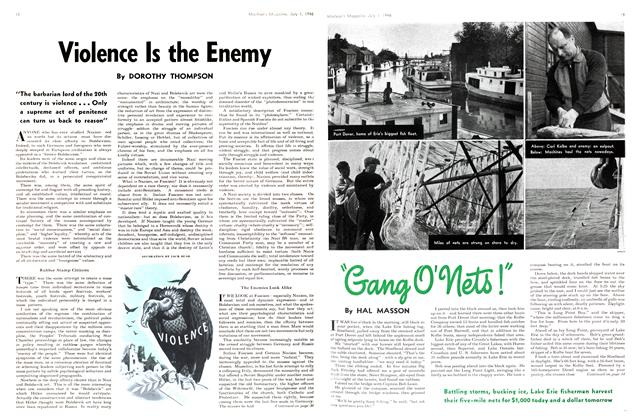 "Article Preview: ""Gang O'nets!"", July 1946 