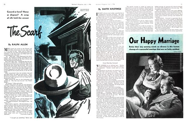 Article Preview: Our Happy Marriage, July 1946 | Maclean's