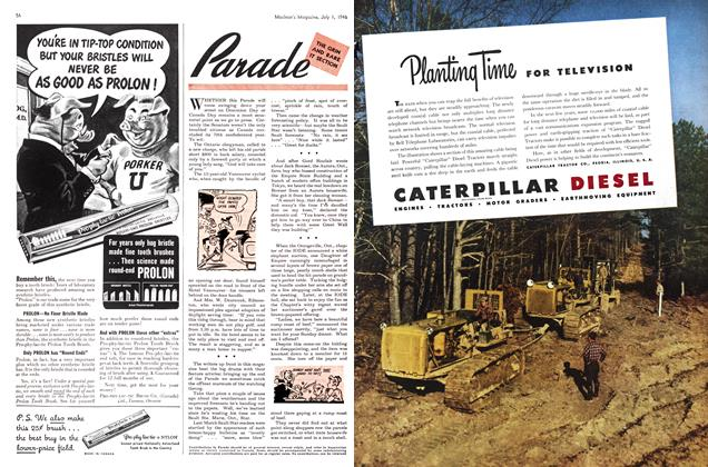 Article Preview: Parade, July 1946 | Maclean's