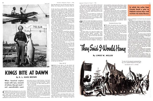 Article Preview: They Said I Would Hang, August 1946 | Maclean's