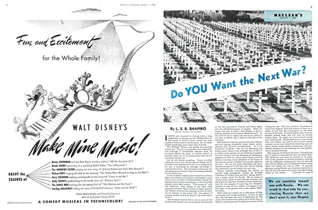 Article Preview: Do You Want The Next War?, August 1946 | Maclean's