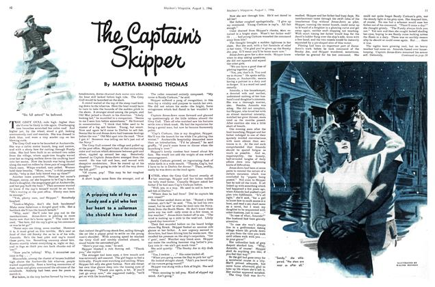 Article Preview: The Captain's Skipper, August 1946 | Maclean's